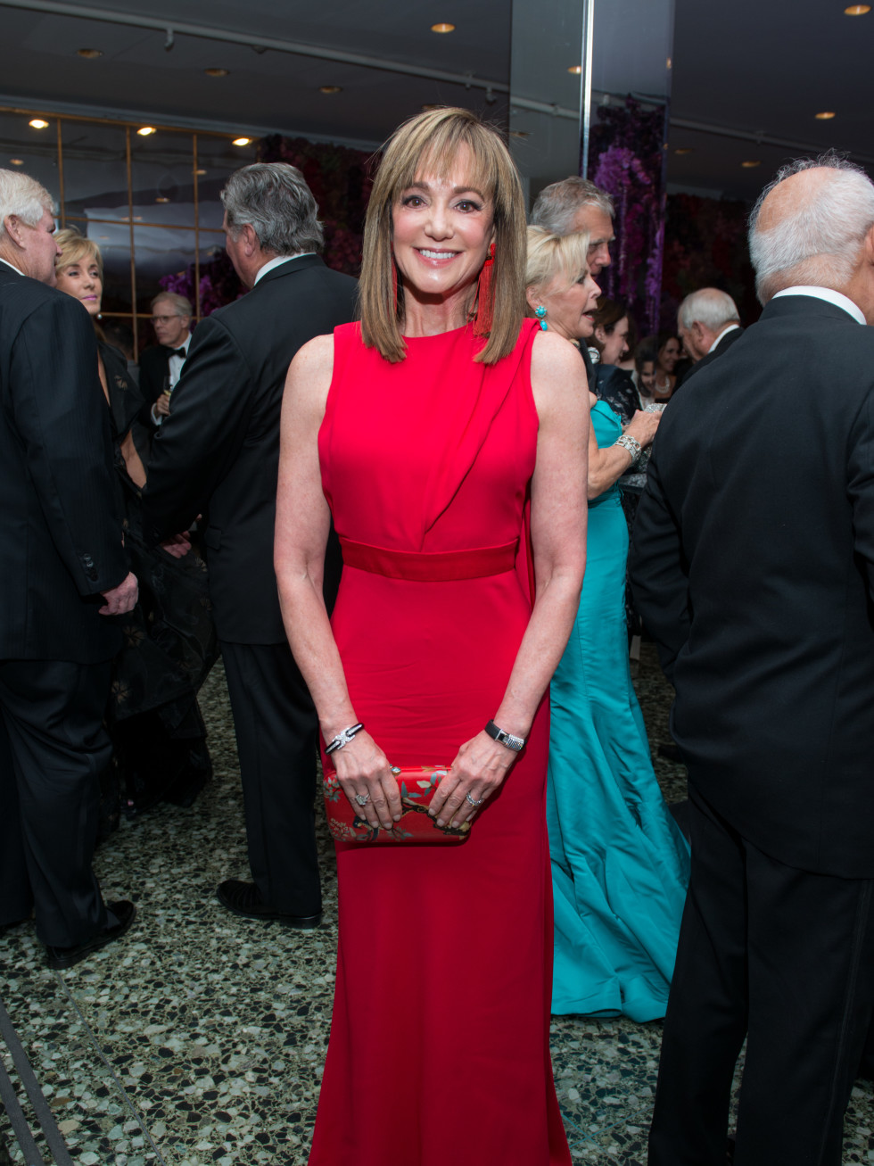 Houston, MFAH Oscar de la Renta Ball, Janet Gurwitch