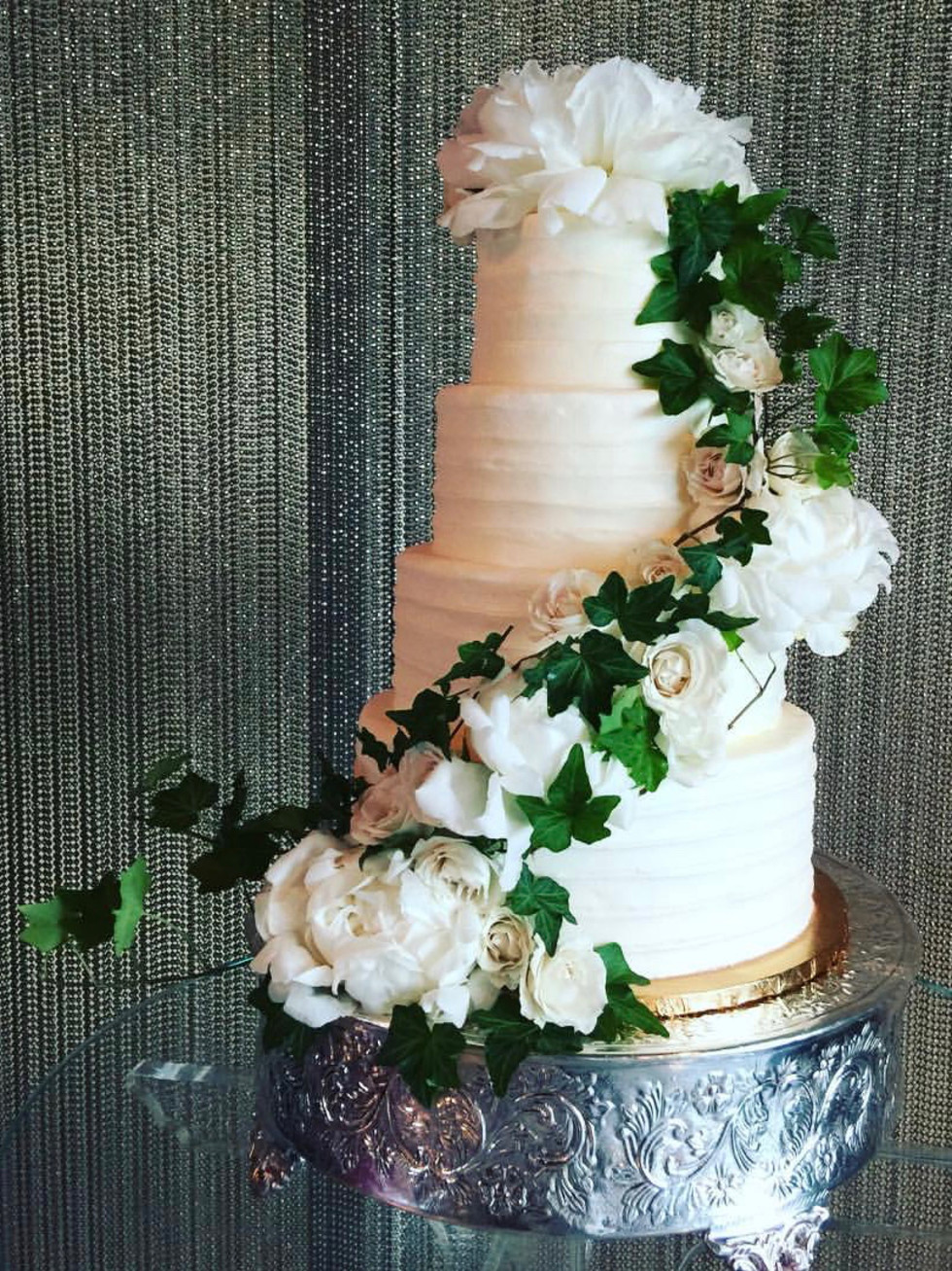 Jody Stevens jodycakes wedding cake