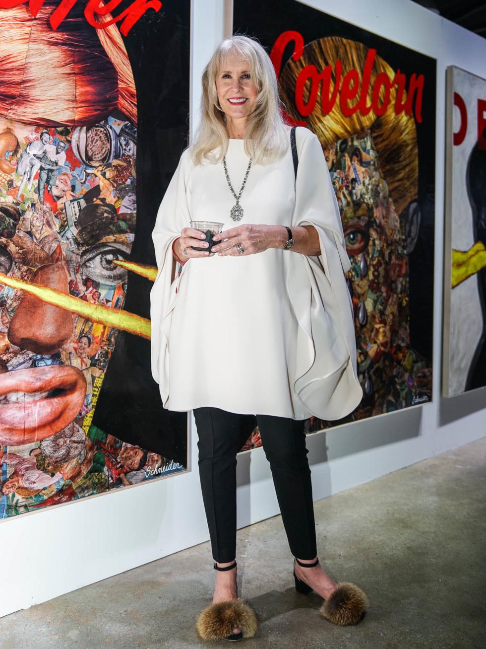 POP Austin 2017 VIP Opening Style Fern Santini