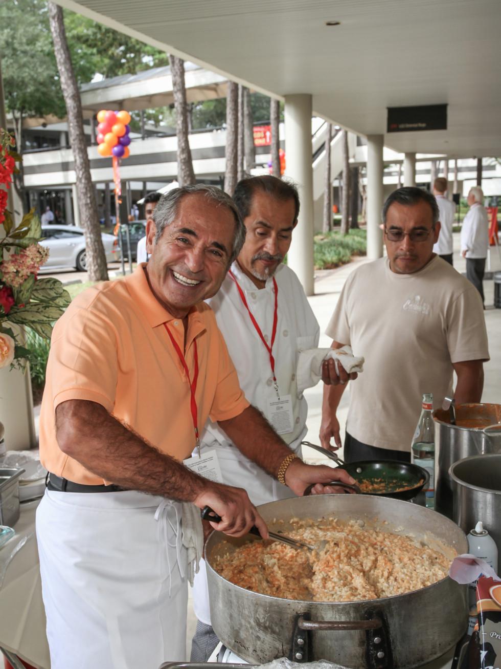 Risotto Festival, Carmelo Mauro