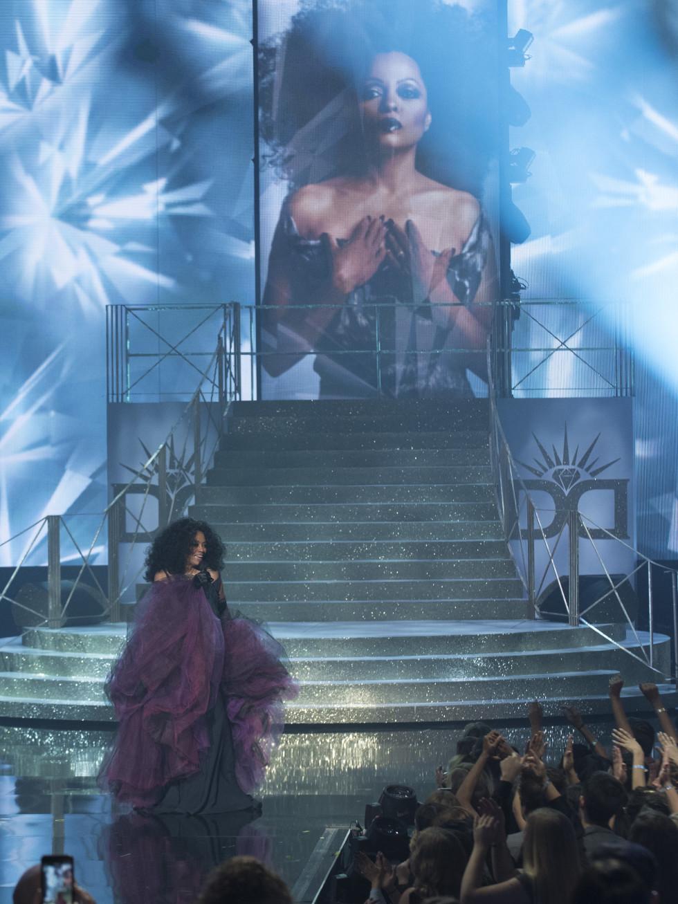 American Music Awards Diana Ross