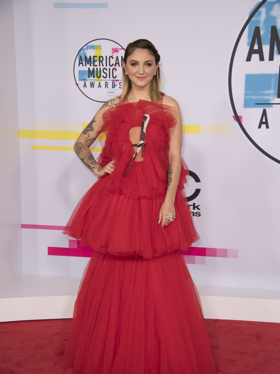 American Music Awards Julia Michaels