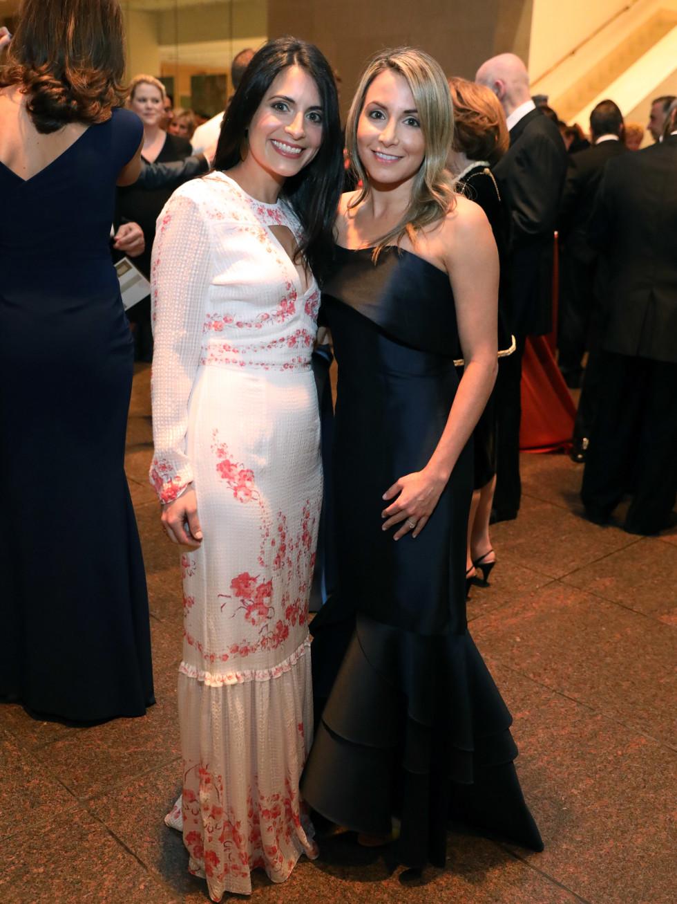 Houston, MFAH Art of the Islamic Worlds Gala, November 2017, Elizabeth Esfahani, Sarah Tringhese