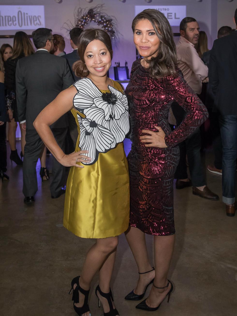 Andria Jackson, Nicole Collins