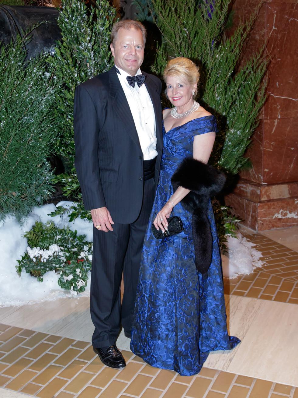 Jeff Miller, Susan Miller, Crystal Charity 2017