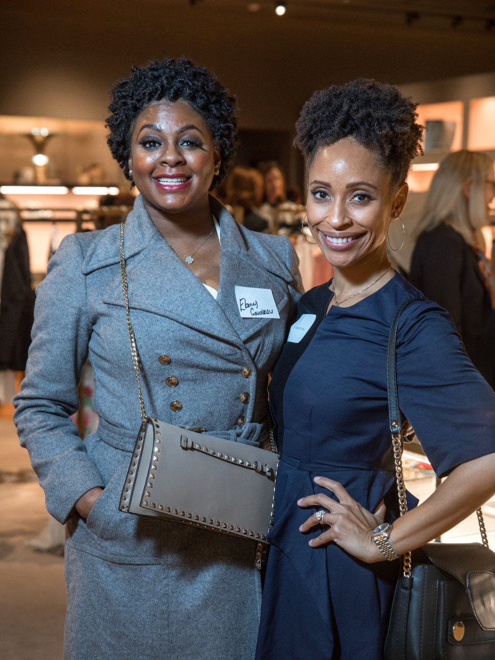 Houston, Table Talk Honoree party, January 2018, Ebony Goudeau, Joi Maria Probus