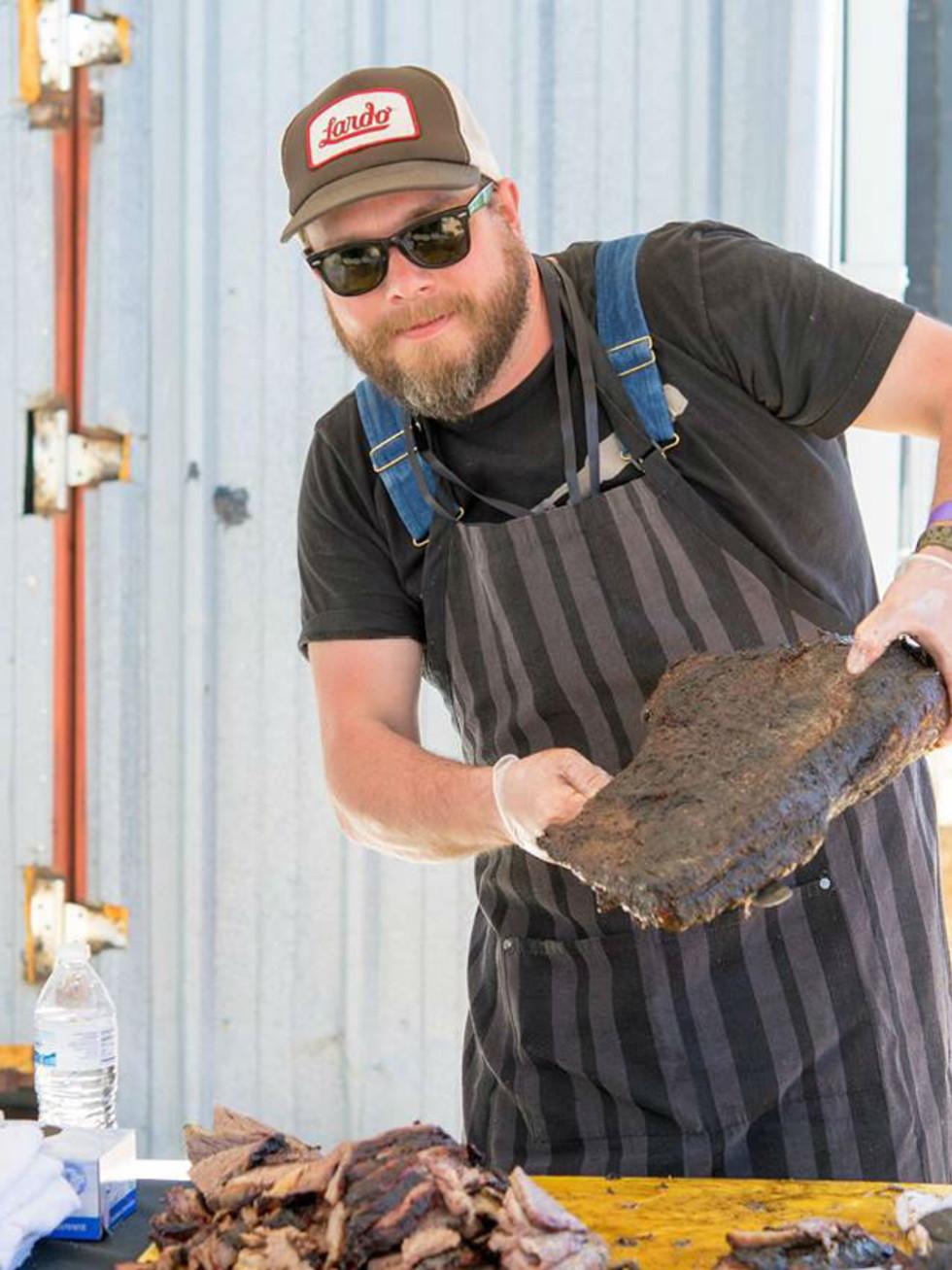 Dallas chef Andrew Dilda