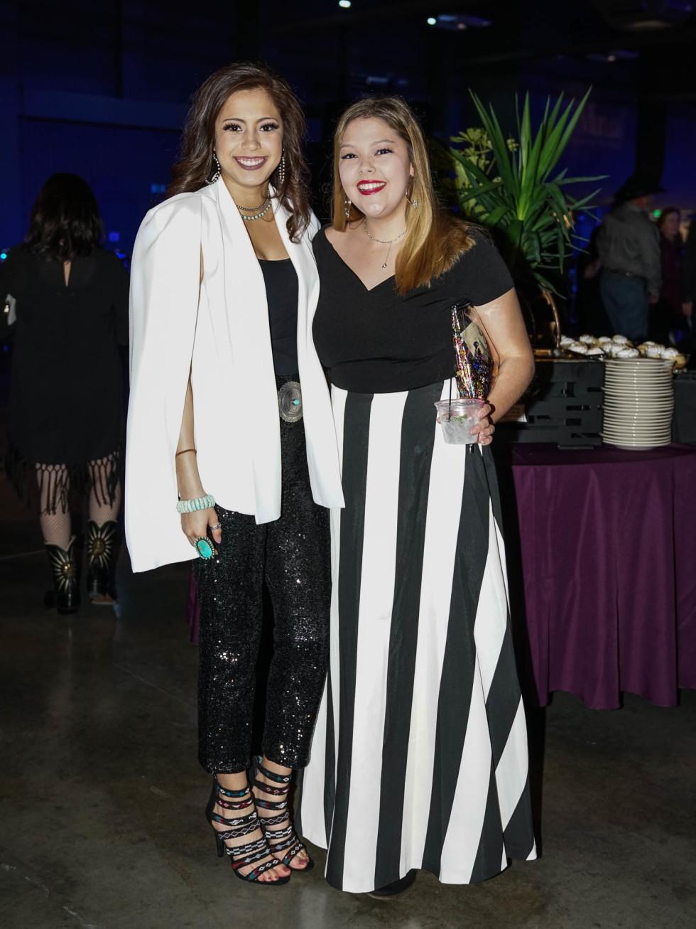 Austin Rodeo Gala 2018 Fashion Codi Ochoa Kelcy Horne