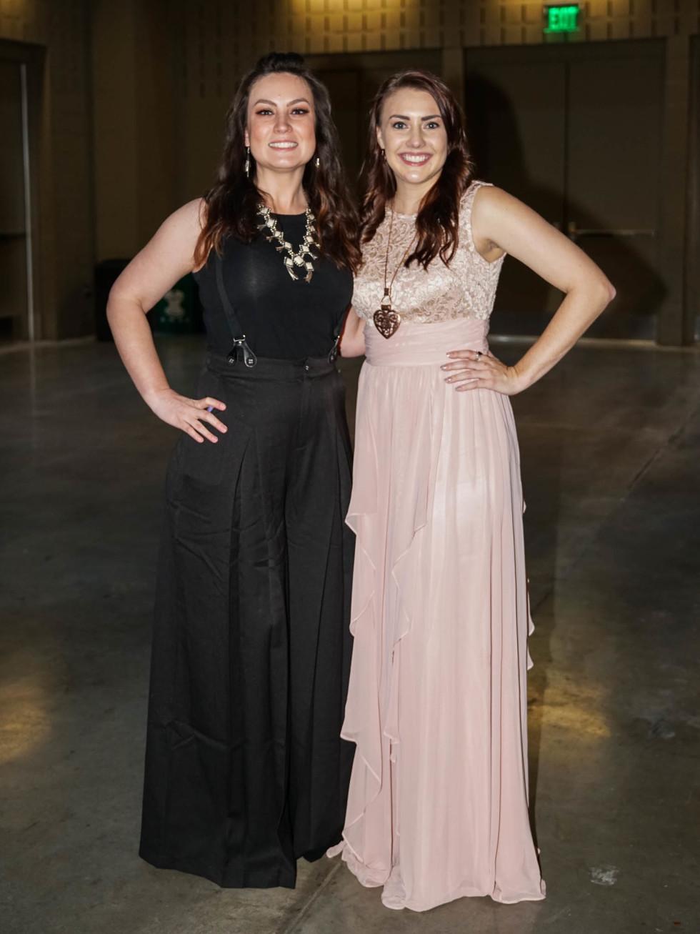 Austin Rodeo Gala 2018 Fashion Alexis Hostetter Kailin Miner