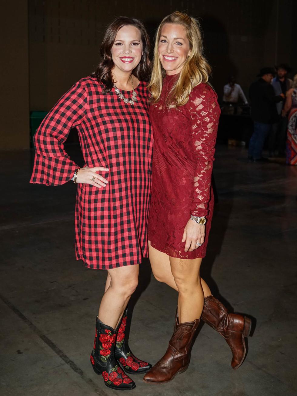 Austin Rodeo Gala 2018 Fashion Paige Morgan Rachel Ellis
