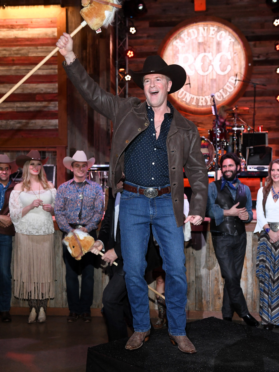Houston, Kick Up Your Boots for Kids event, February 2018, Shannon Hall