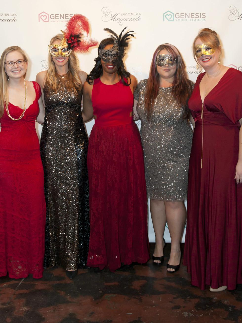 Kate Schlinke, Sarah Foster, Christina Walker, Jessica Medina, Brooke Meyer