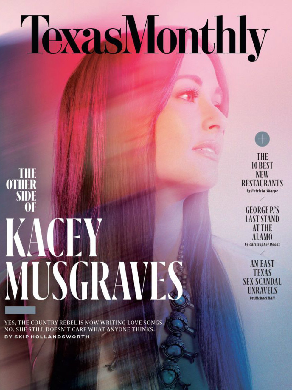 Texas Monthly March 2018 kacey musgraves