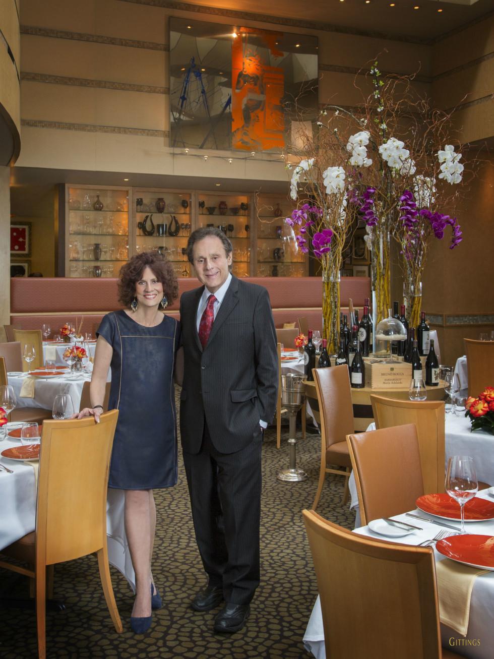 Donna and Tony Vallone