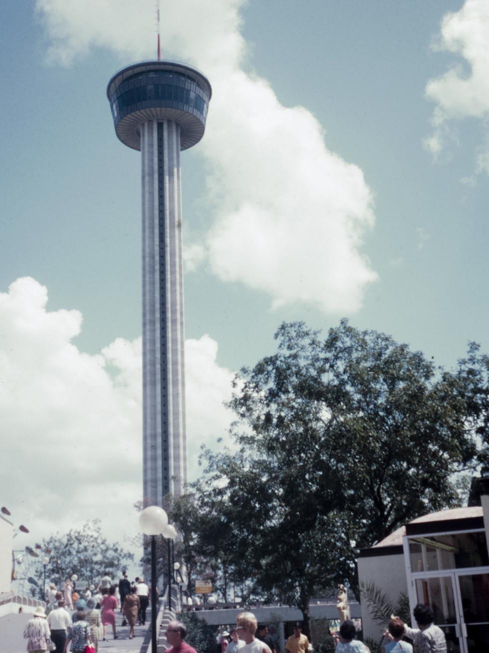 Tower of the Americas SA 1968