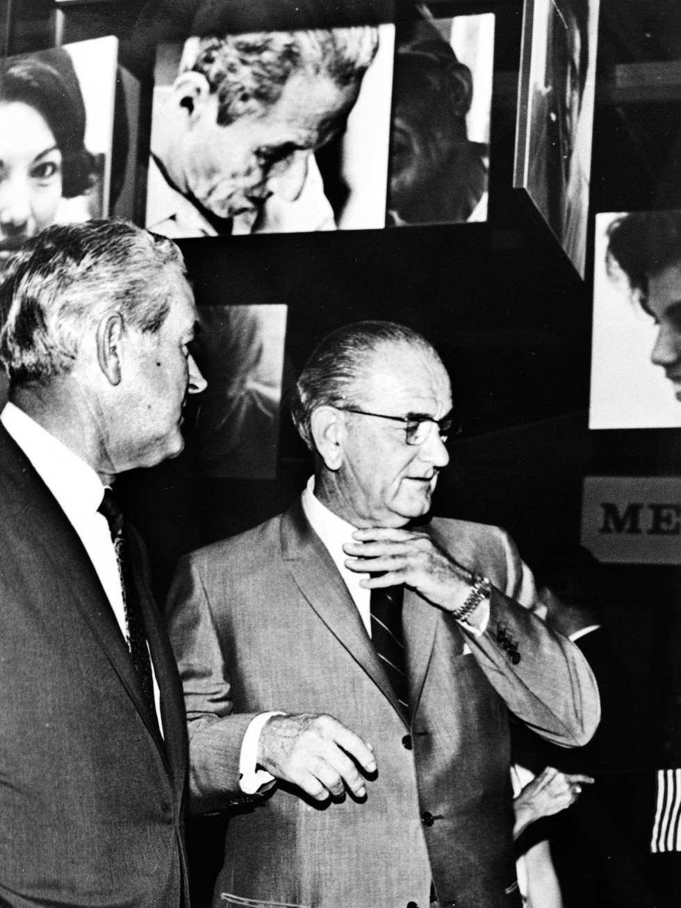 LBJ and Connally Institute of Texan Cultures