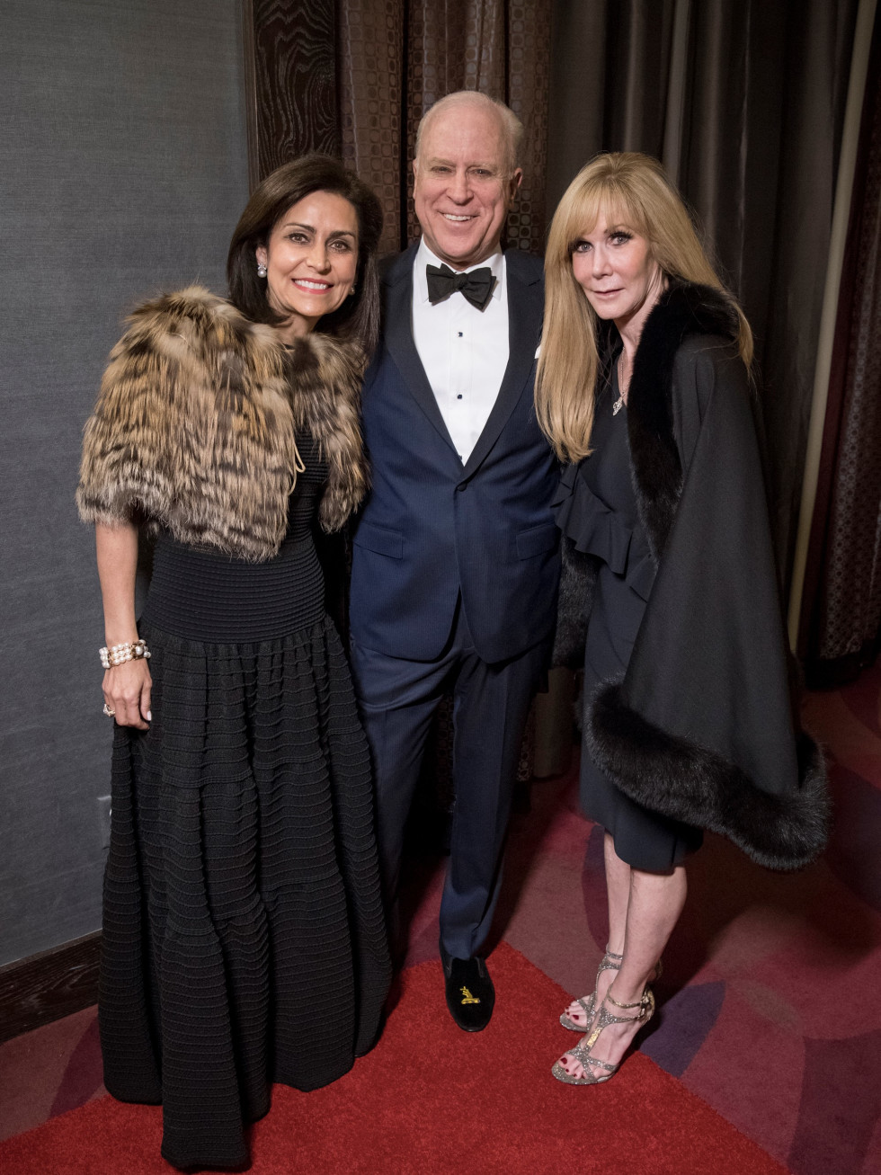 Aging Mind Foundation Gala 2018, Jennifer Clark, Coley Clark, Lisa Schnitzer