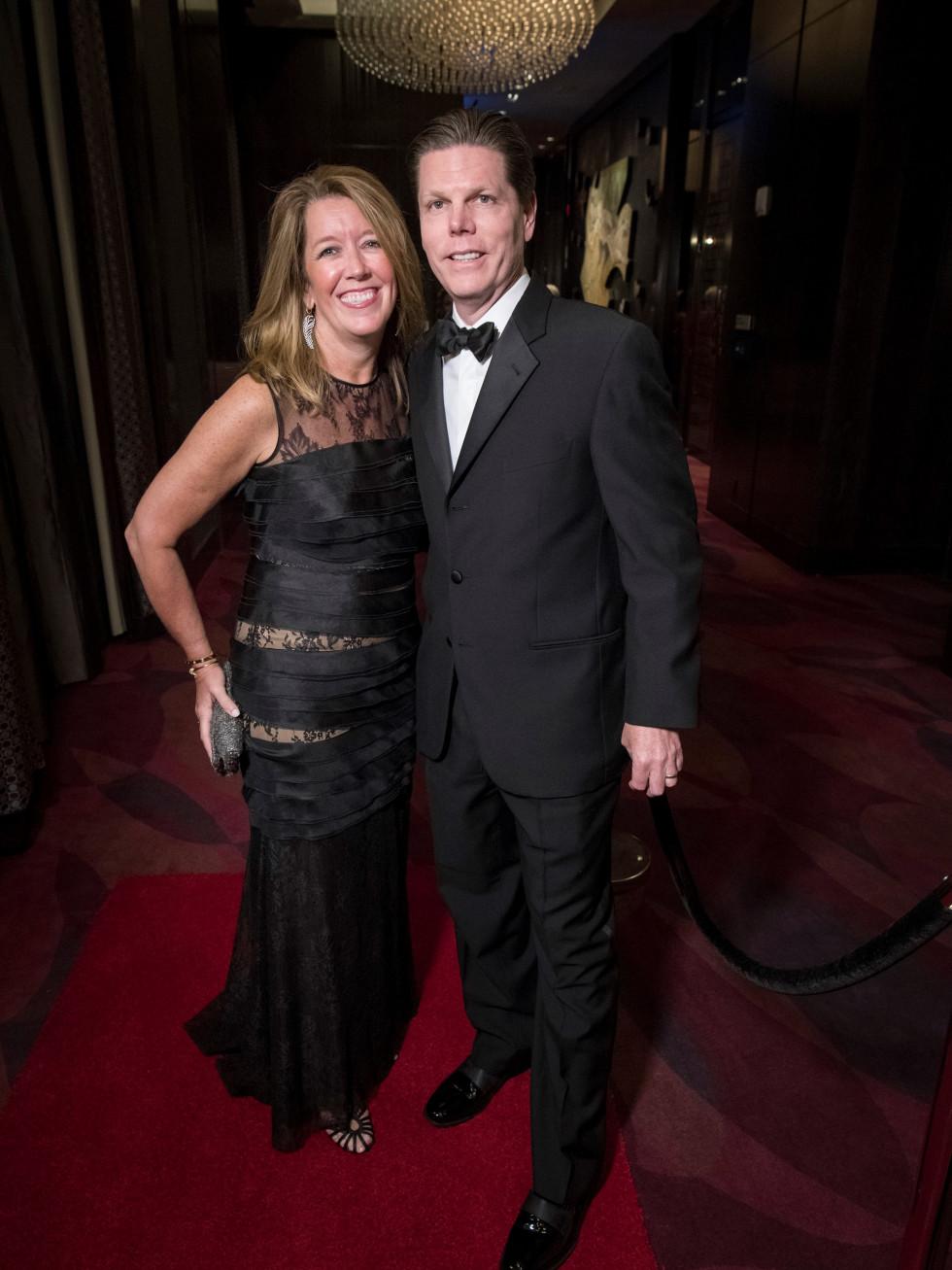 Aging Mind Foundation Gala 2018, Lori McWilliams, Rob McWilliams