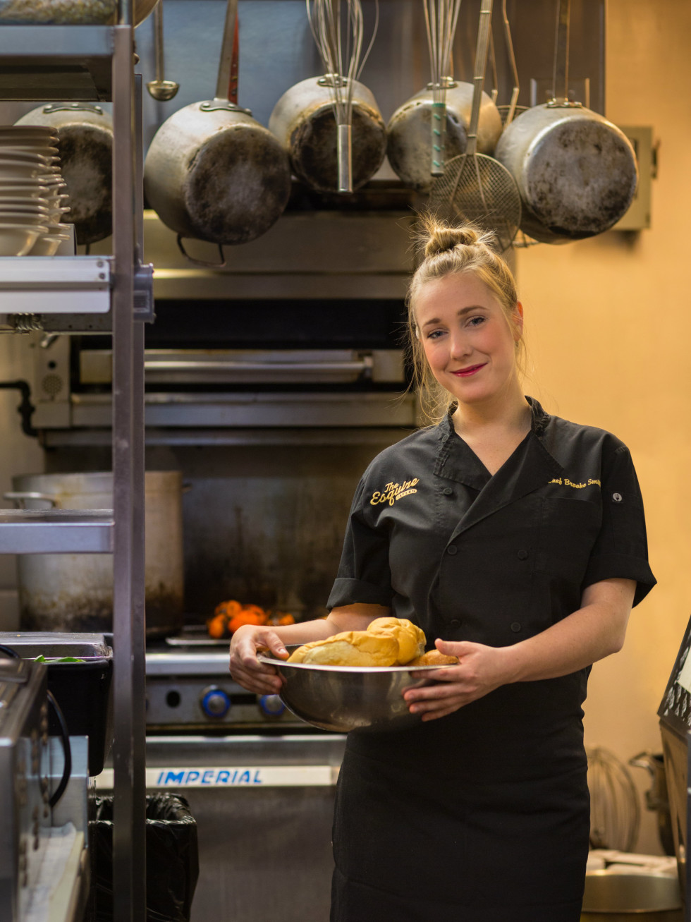 Brooke Smith Esquire Tavern