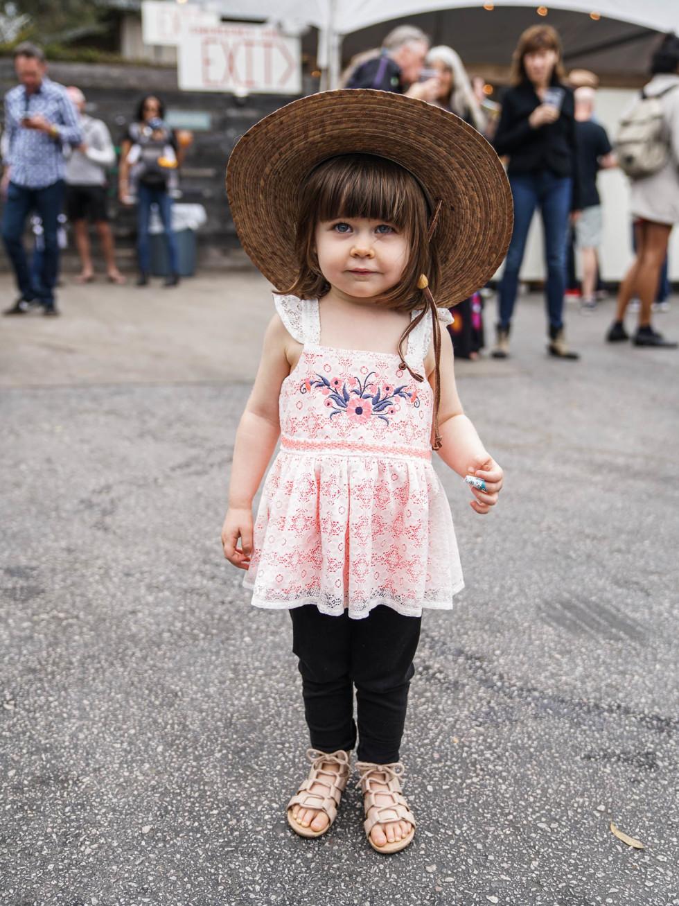 SXSW Street Style 2018 Annie Roche