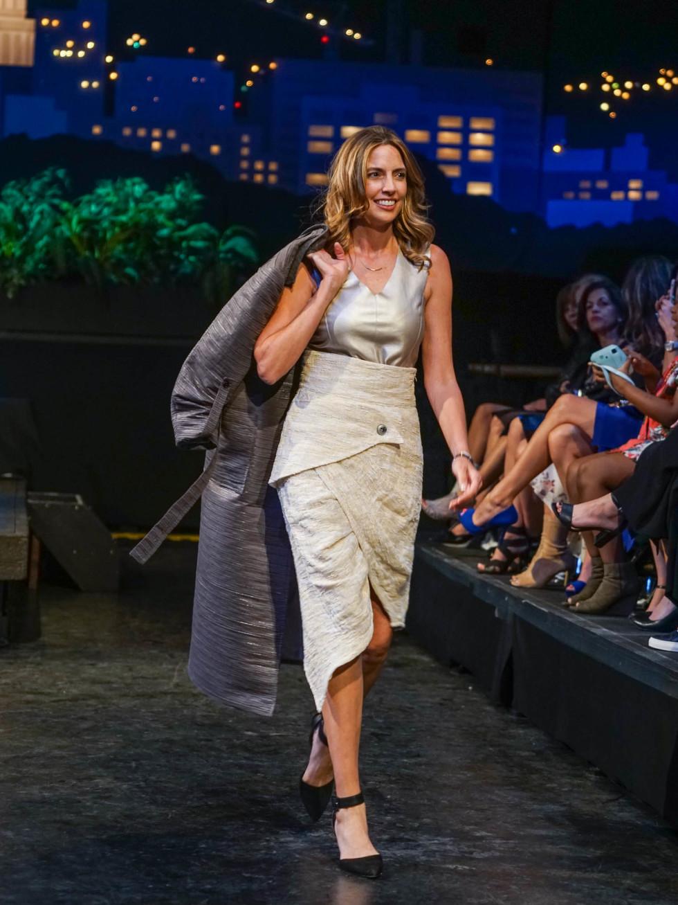 Fashion X Austin: LIVE Jhoanna Alba