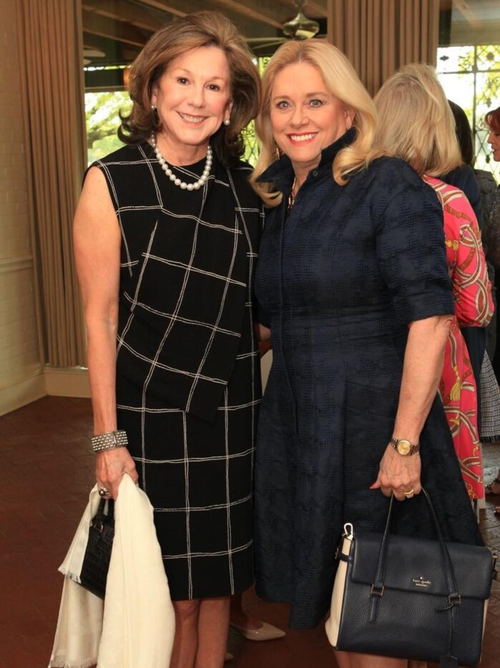 PCHPS luncheon 2018, Juli Harrison, Ann Dyer
