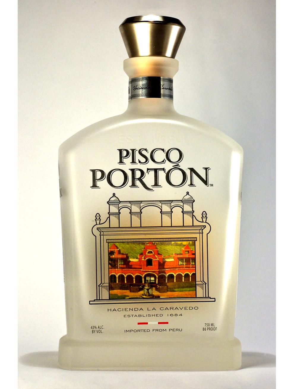 News_Pisco Porton_Bottle