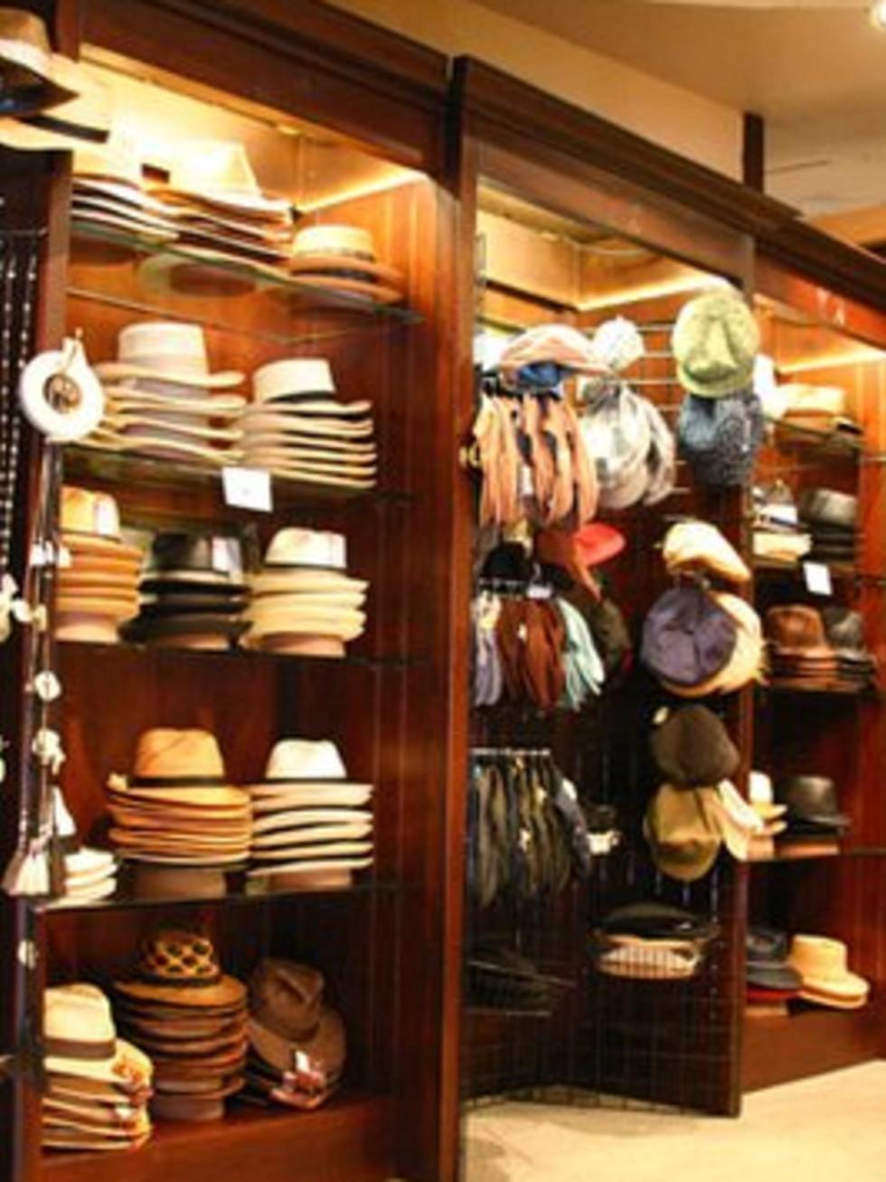 Austin Photo: Places_shopping_hatbox_fedoras
