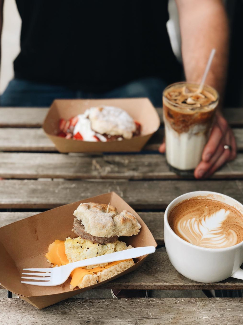 Dwell Coffee & Biscuits in Burleson