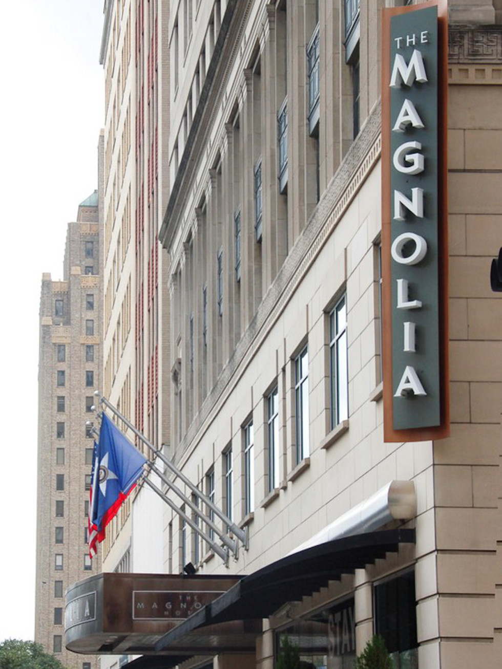 Places-Hotels/Spas-Houston Magnolia Hotel-exterior-1