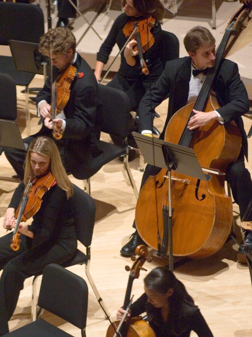 Places-Unique-Rice University student orchestra