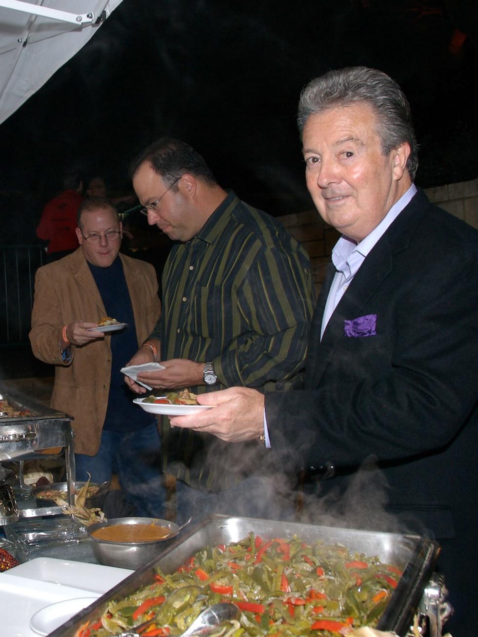News_Feast 2009_Bill Wright