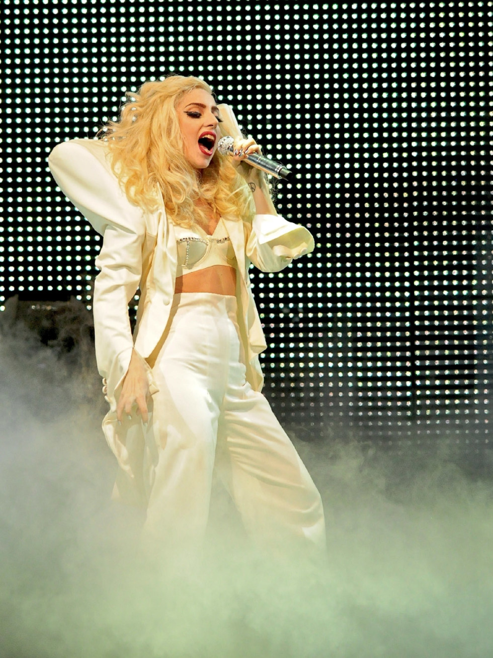 News_Michael D. Clark_concert pick_Lady Gaga_Monster Ball Tour