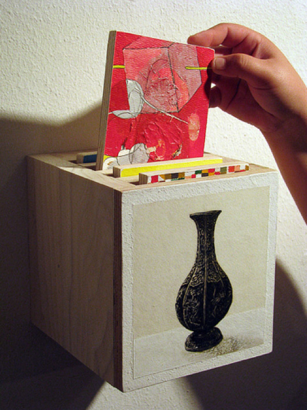 News_BOX 13_ArtSpace_Isaac Powell_Something to Put Something On
