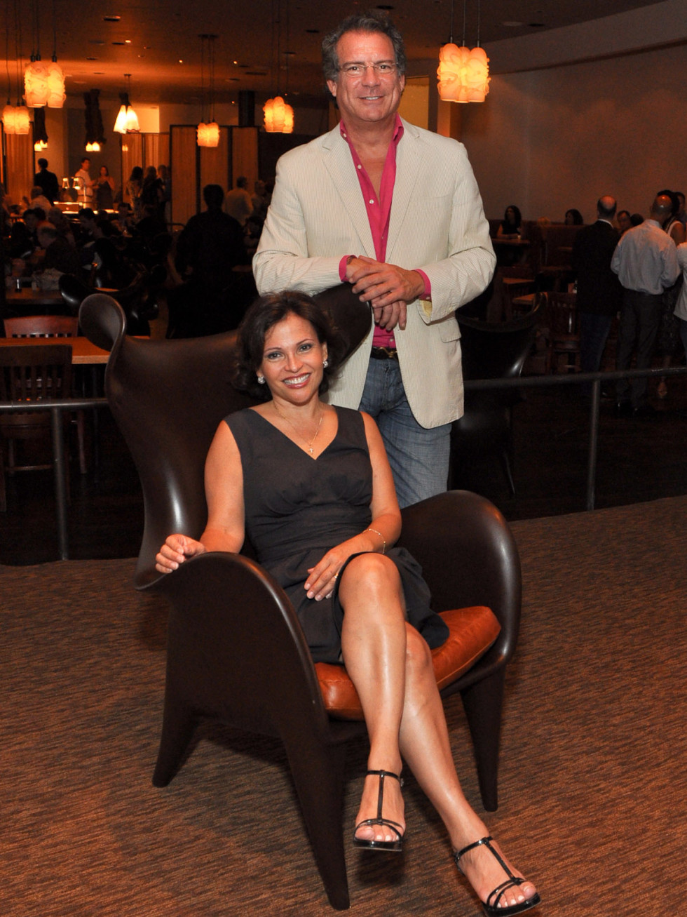 News_Americas_grand opening_Lucia Cordua_Michael Cordua