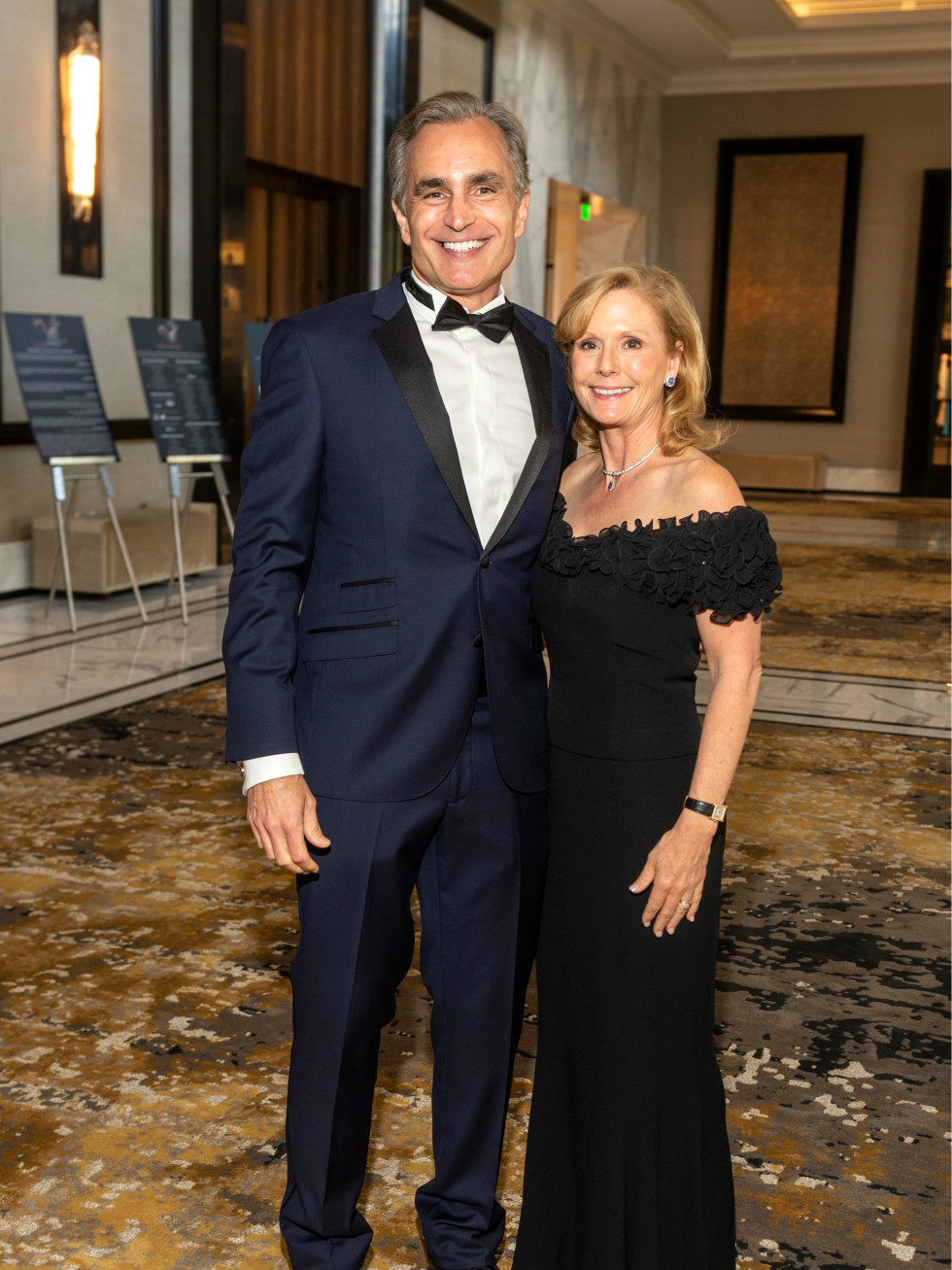 Virtuoso of Houston Gala David and Audrey Gow