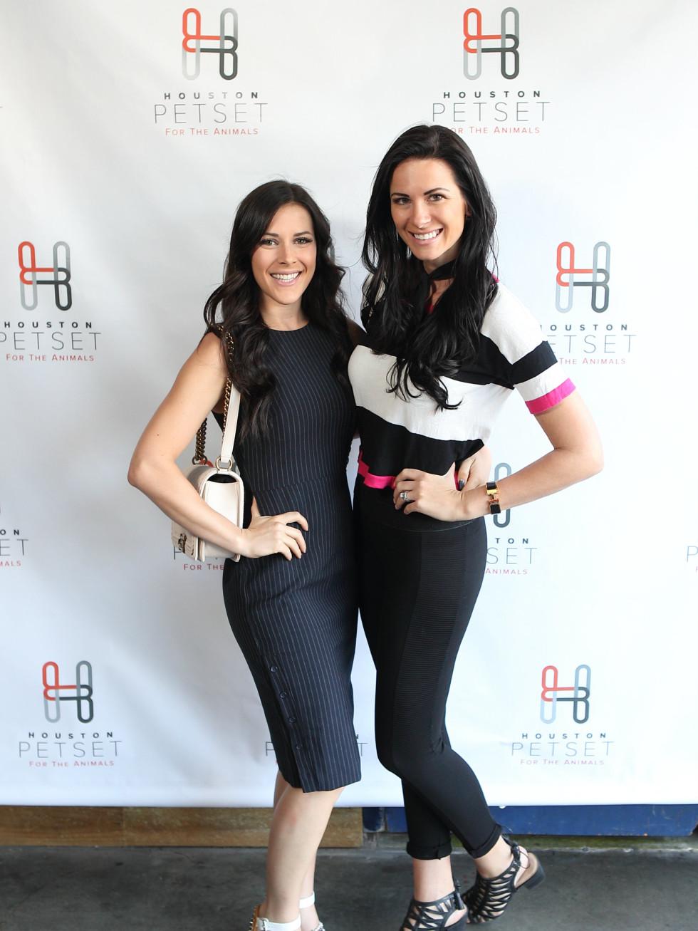 Club PetSet Young Professionals Melissa Valenzuela, Danielle Kuban
