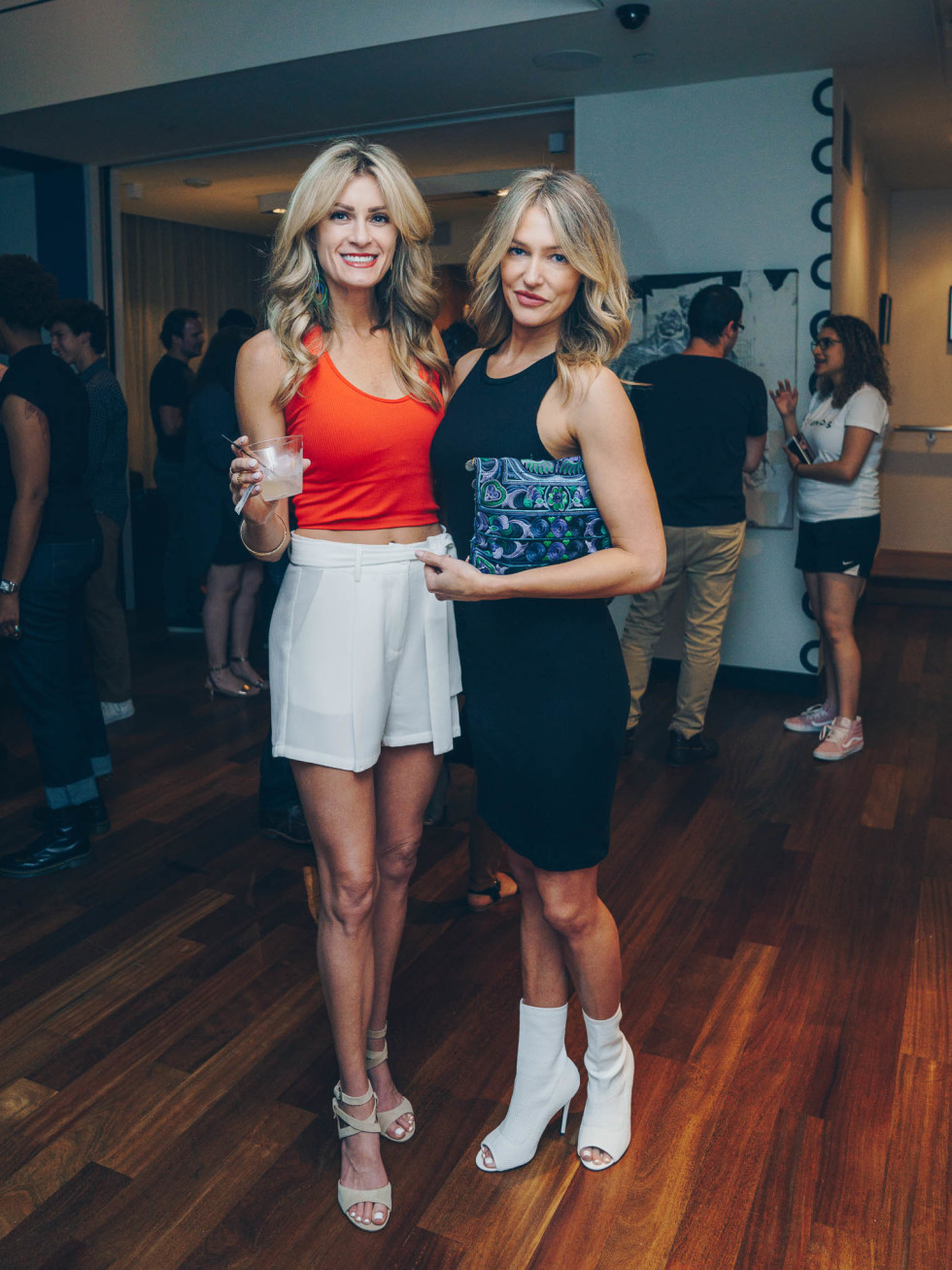 WEST After Hours at DEN Property Group Emily Lottman Melissa Kinsman