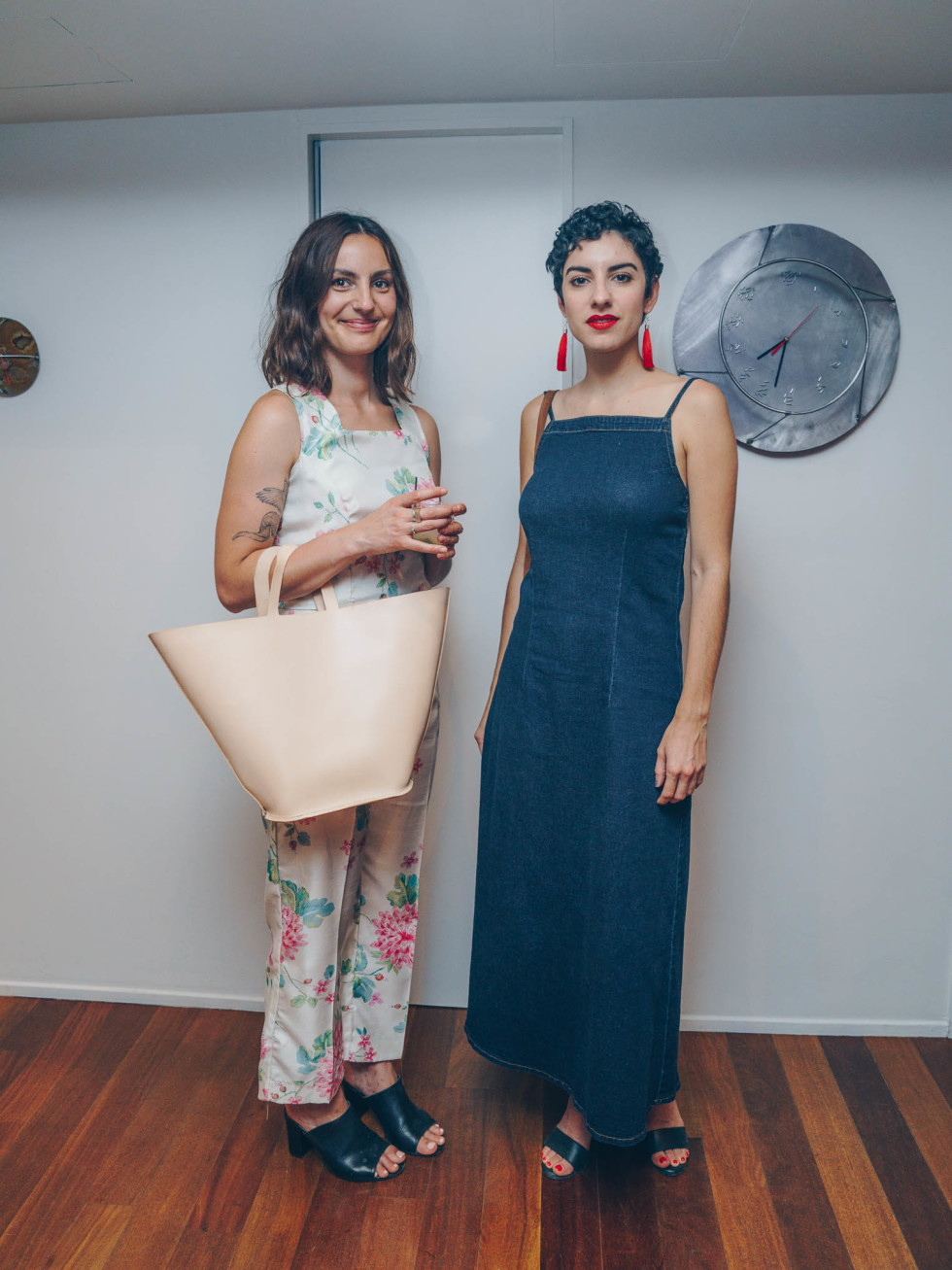 WEST After Hours at DEN Property Group Hannah Freedner Diamond Villela