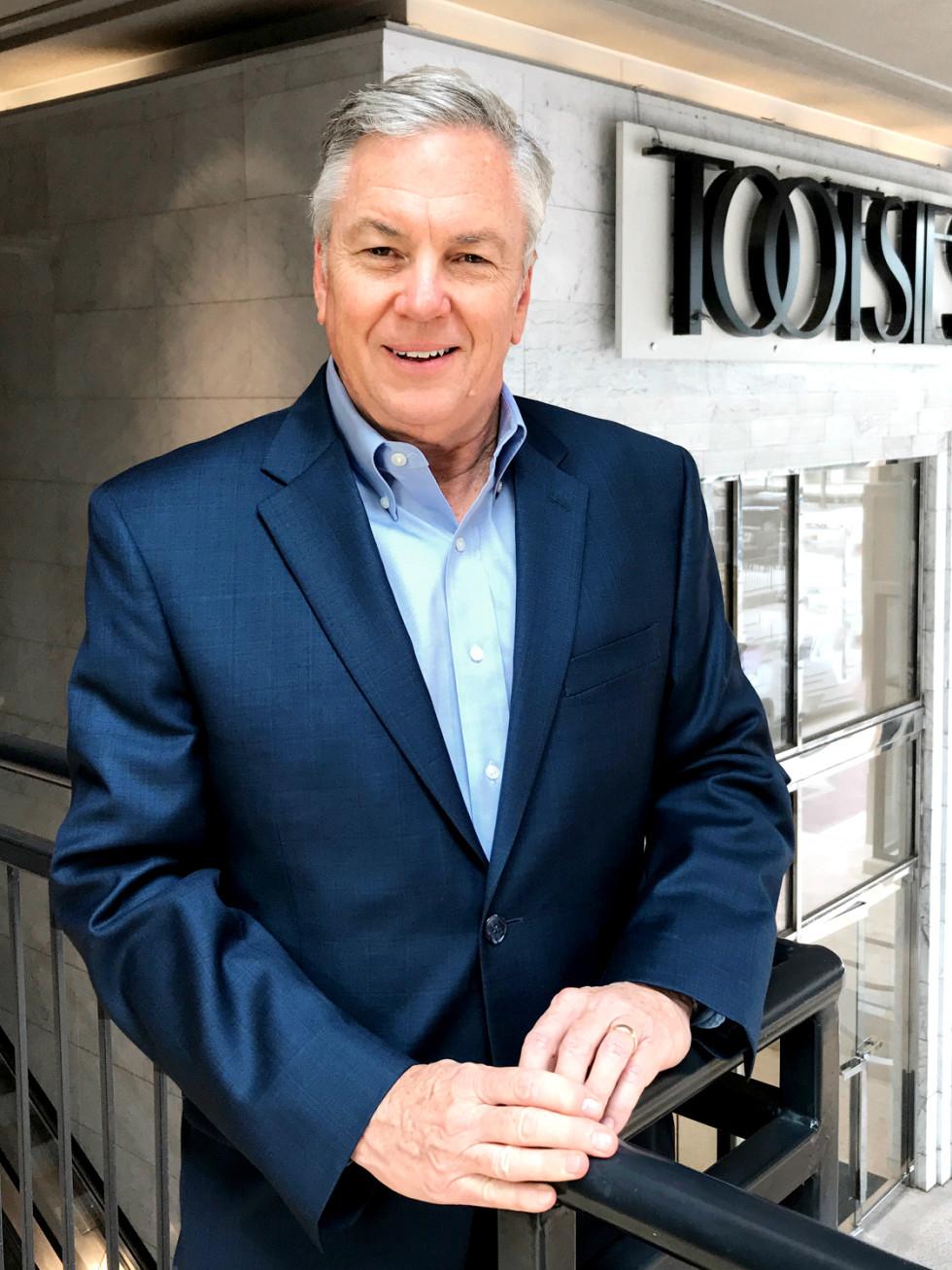 Tootsies owner Norman Lewis