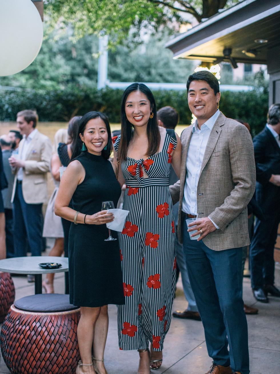 Sarah Shin, Eunice Na, Matthew Na