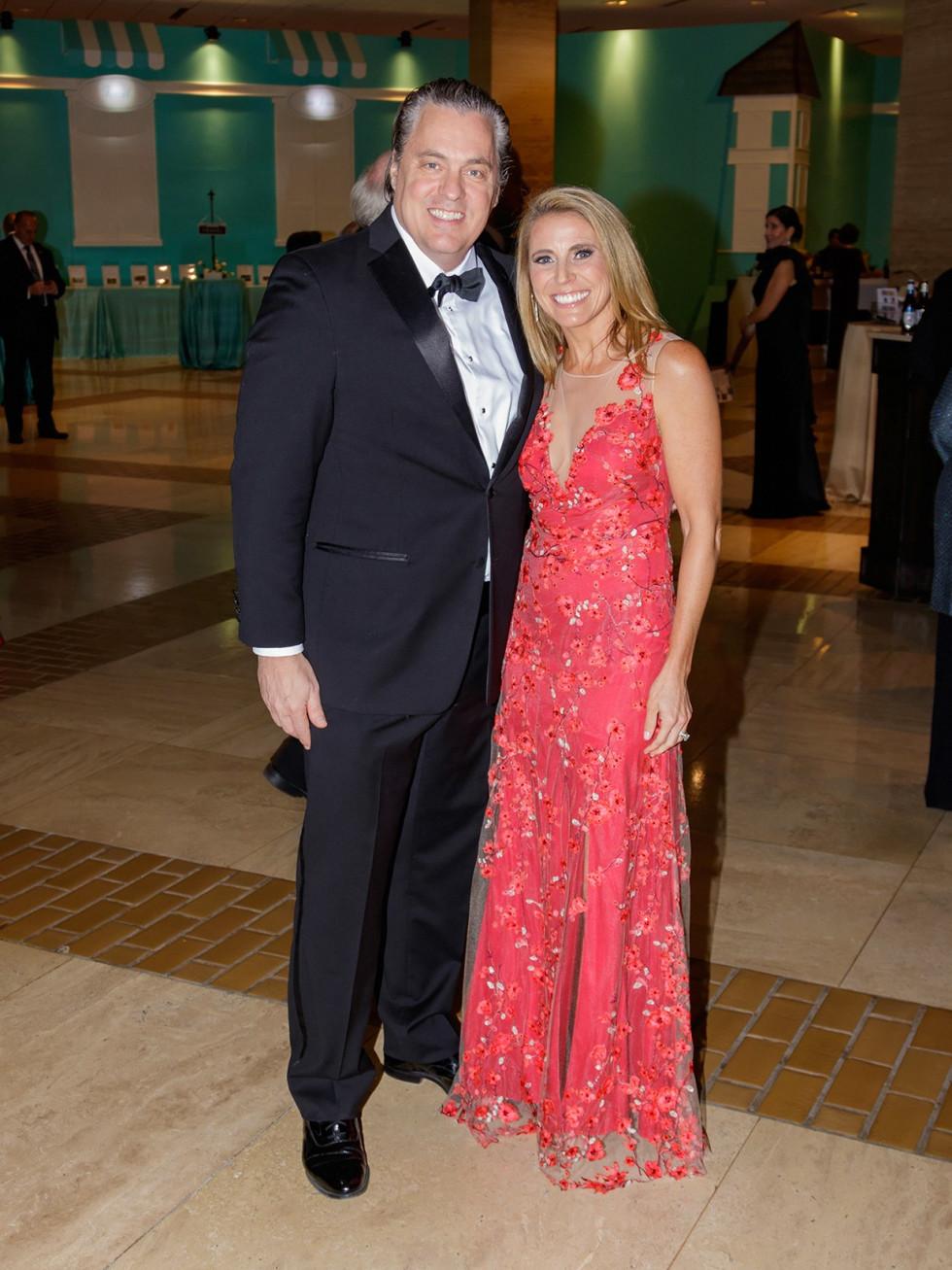 Michael Glassmoyer, Susan Glassmoyer