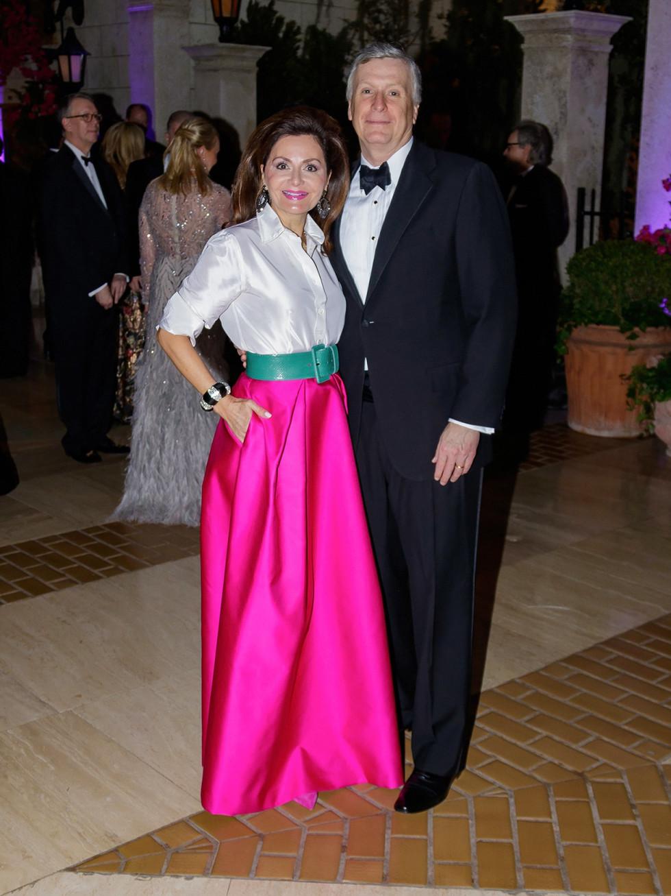 Melinda Knowles, Mark Knowles
