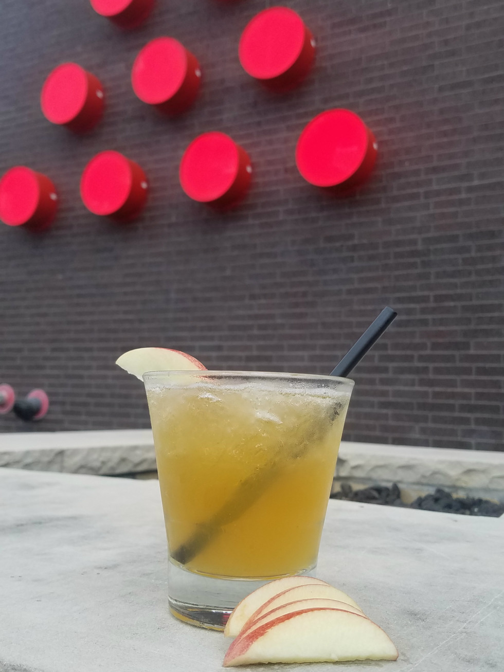 Spiked Cider cocktail