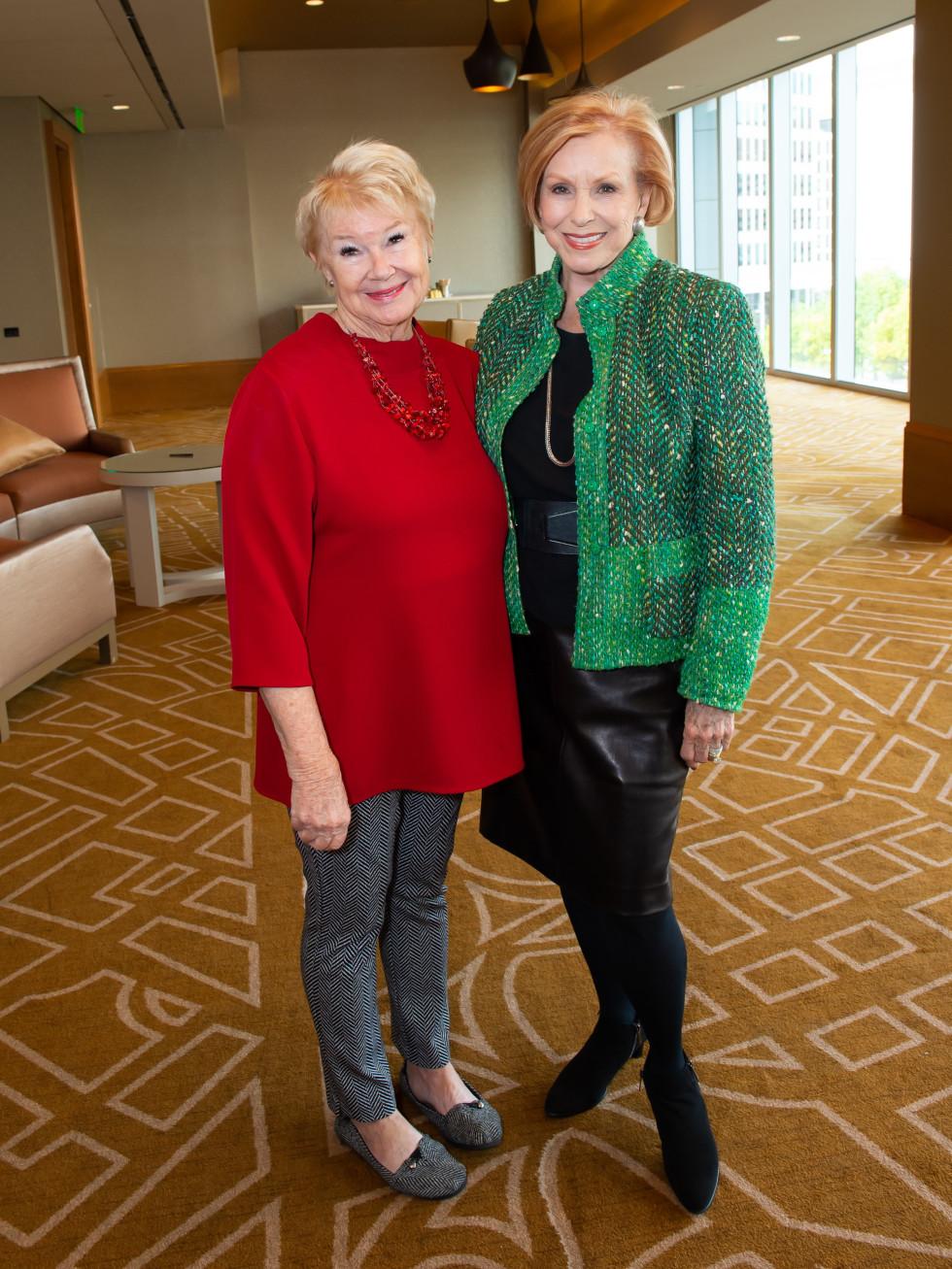 Nancy Ann Hunt, Pat Schenkel