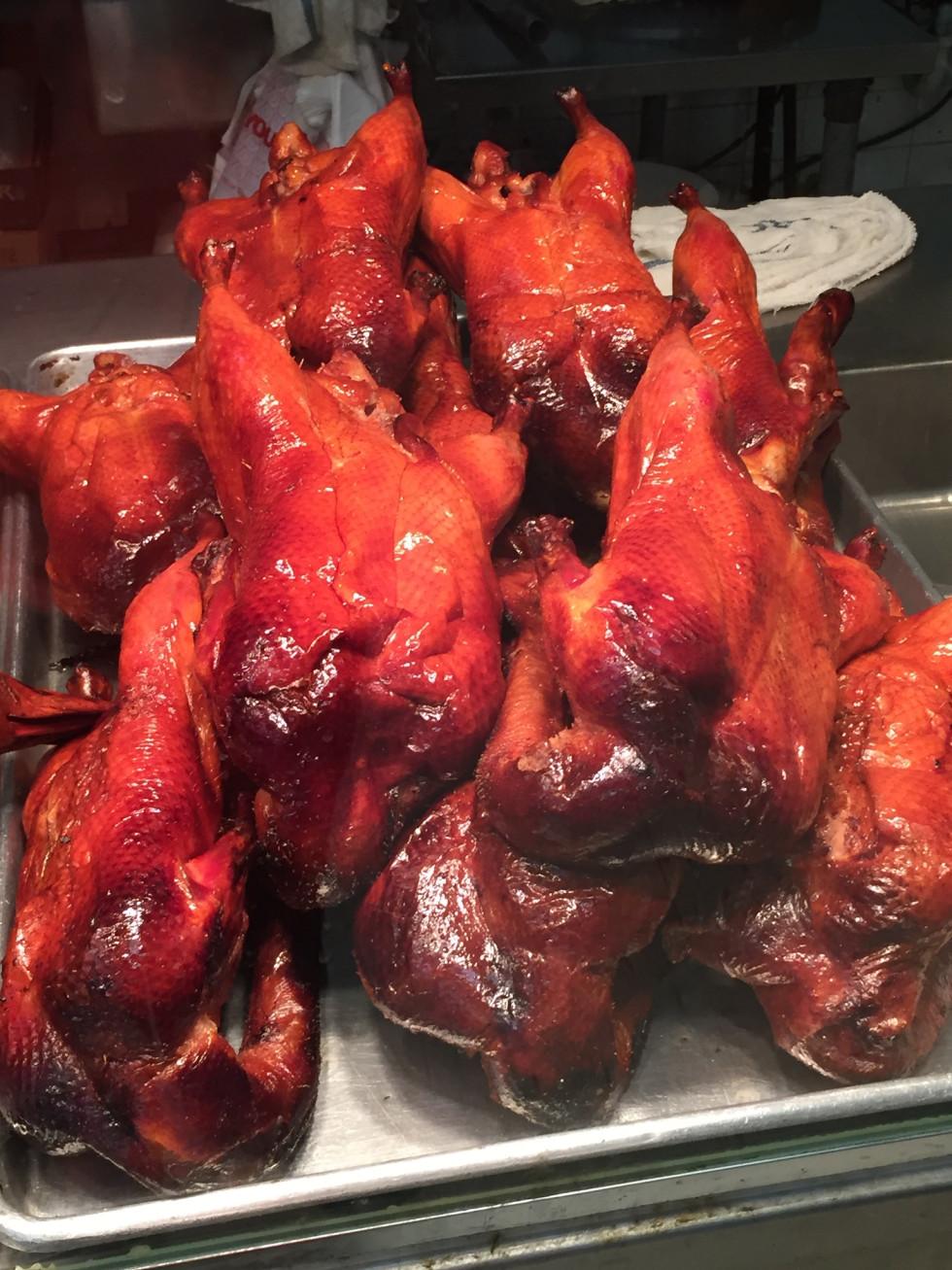 Siu Lap City roast duck