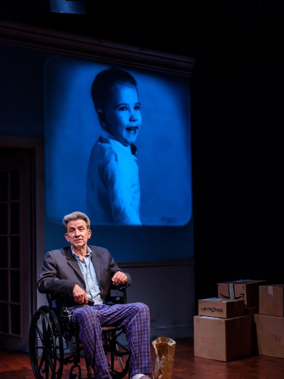 Catastrophic Theatre-Wakey, Wakey: Ken Webster