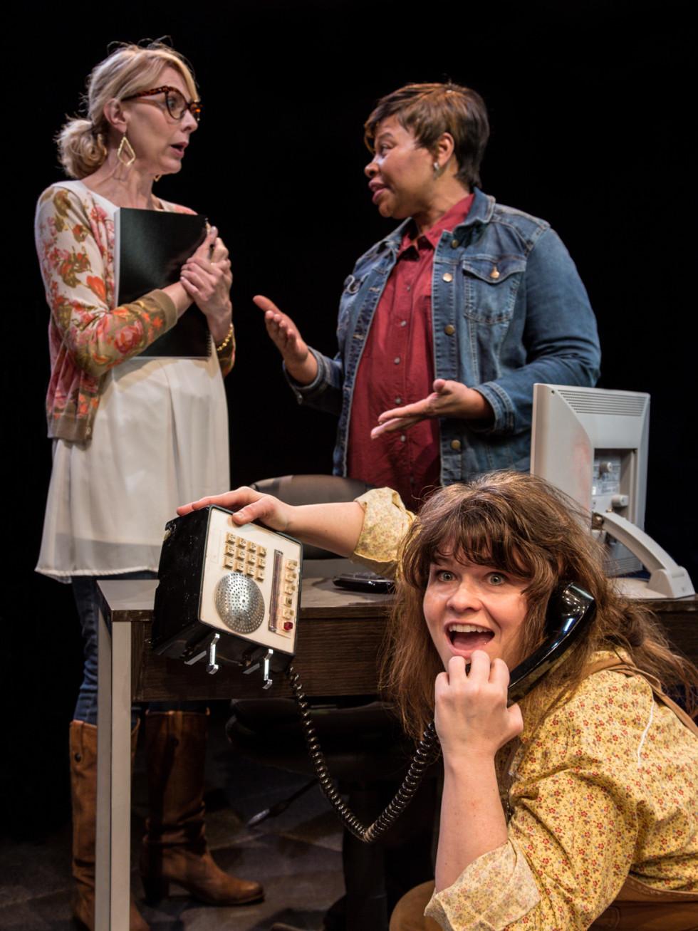 Main Street Theater, The Secretary: Elizabeth Marshall Black, Alice Gatling, Bree Welch