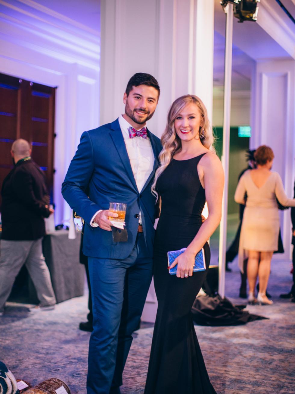Jodie & Peter Hoffman