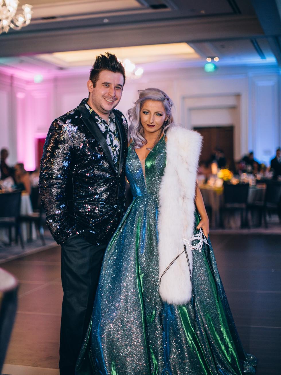 Christopher & Aileen Rensink